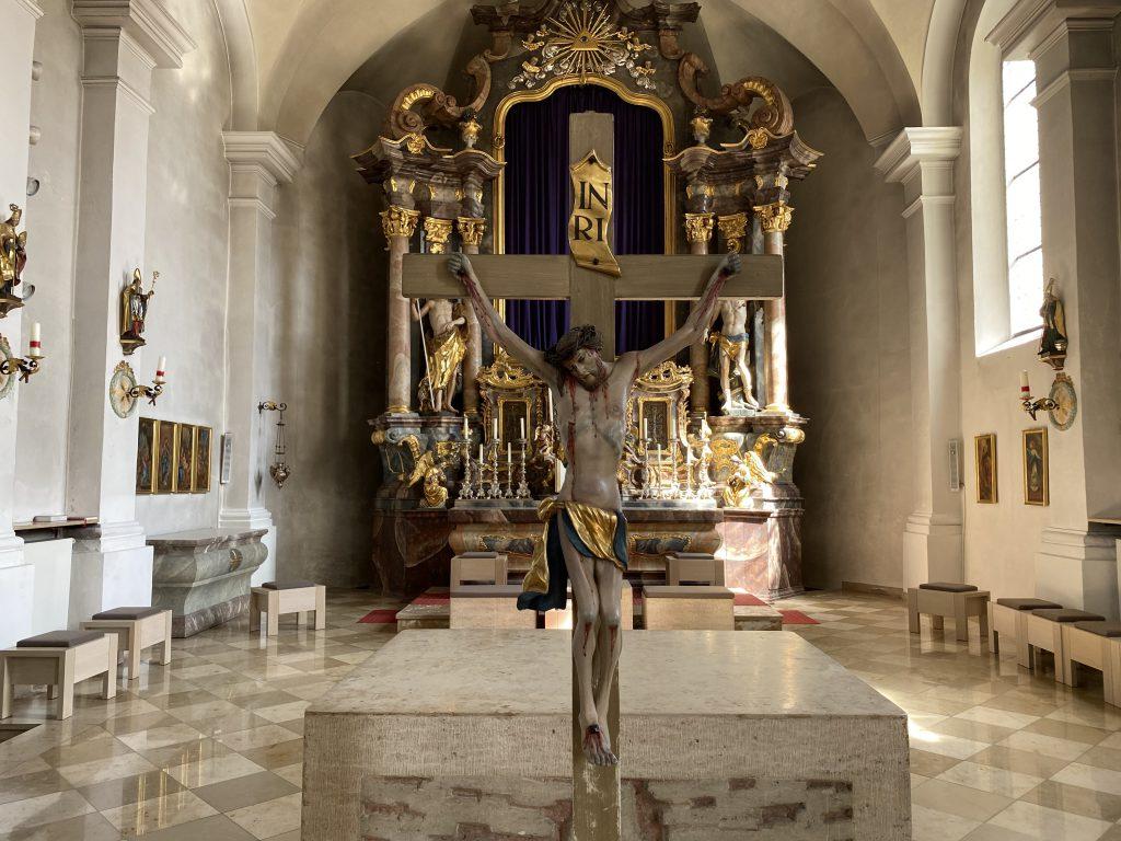 Kreuz am Karfreitag
