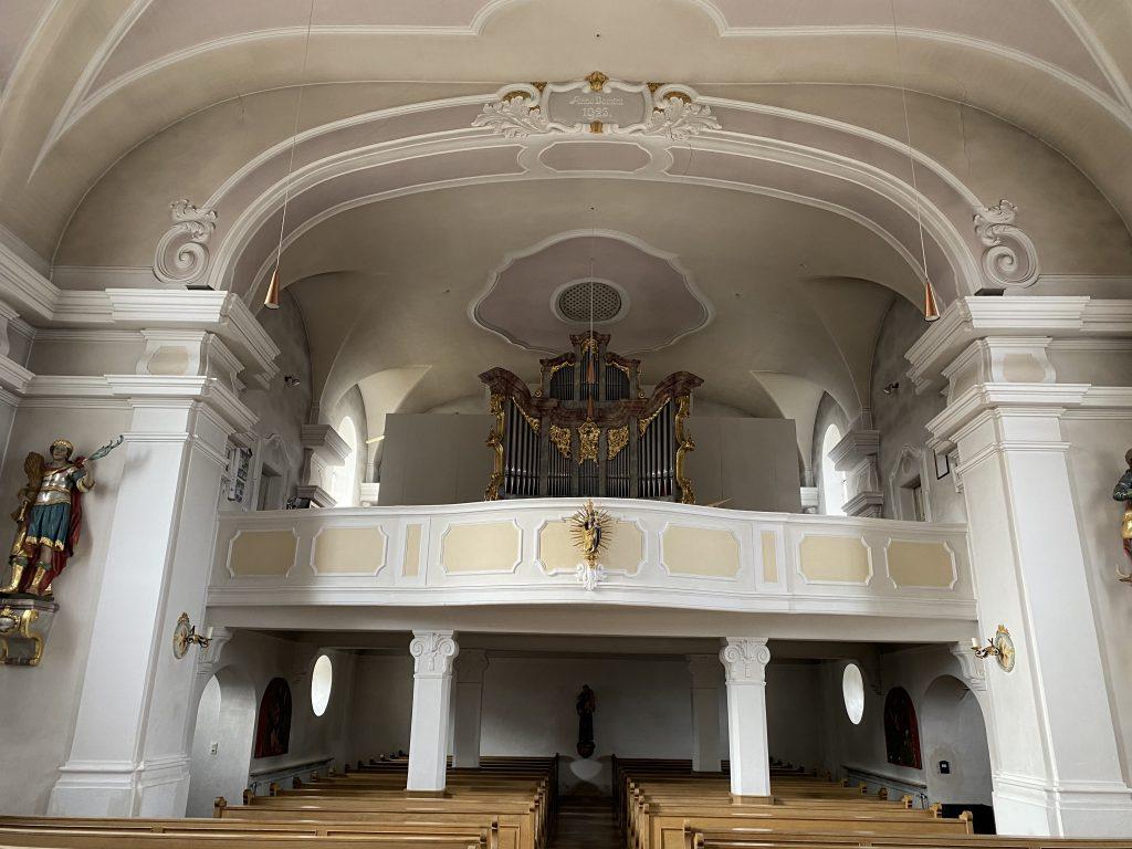Orgel Modell